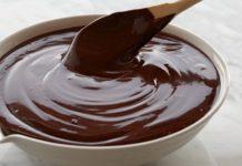 Ganache au chocolat au thermomix