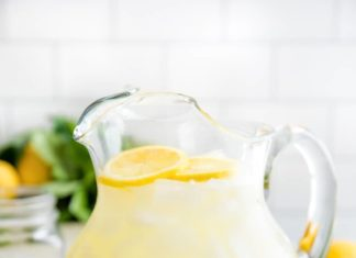 Citronnade au thermomix