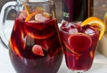 Cocktail Sangria au thermomix