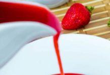 Coulis à la fraise au thermomix