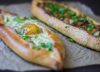 PIDE ou Pizza Turque au thermomix