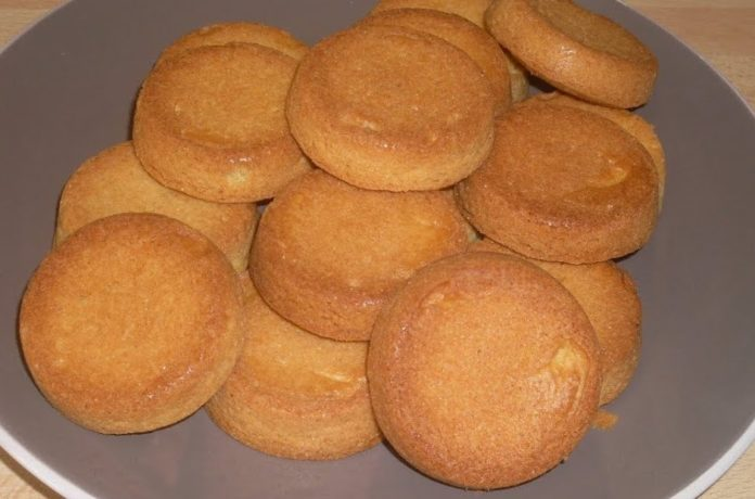 Palets bretons au thermomix