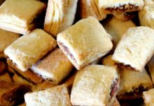 biscuits Figolu au thermomix
