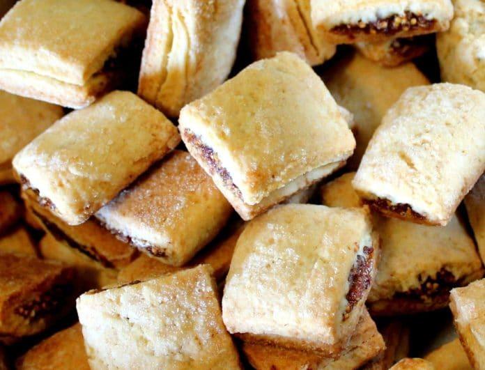 biscuits Figolu au thermomix