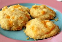 cookies au fromage et aux lardons au thermomix
