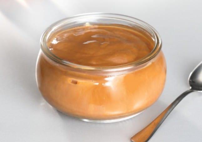 une crème dessert au salidou au thermomix