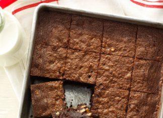 Brownies au chocolat au Thermomix