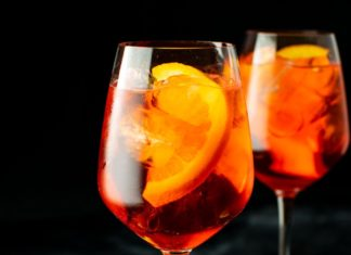 Cocktail Spritz au Thermomix