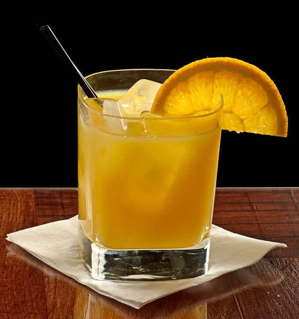 Cocktail vodka orange au Thermomix