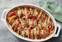 Tian aux légumes à la provençale au Thermomix