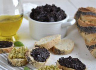 Tapenade au Olives noires au Thermomix