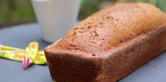 Cake aux carambars au Thermomix