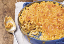 Le Mac and cheese au Thermomix
