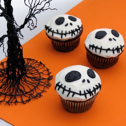 Cupcakes d'Halloween au Thermomix