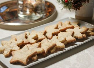 Biscuits de Noël au Thermomix