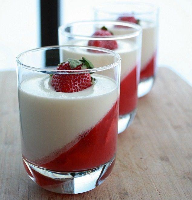Yaourt vanille et confiture au Thermomix