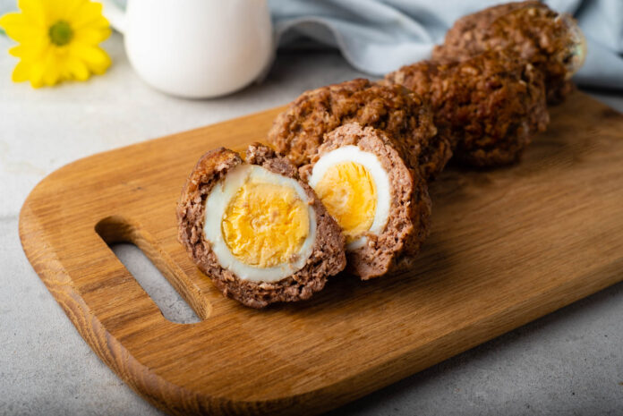 Scotch eggs au thermomix