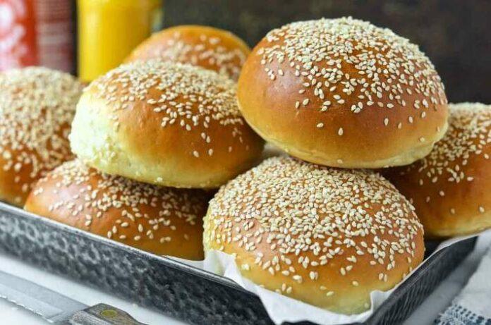 Buns ou pains à Burger au Thermomix