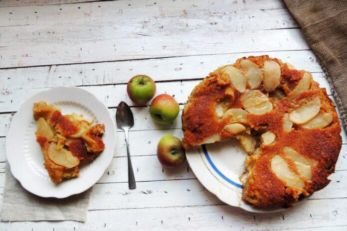 Tarte suisse aux pommes au thermomix