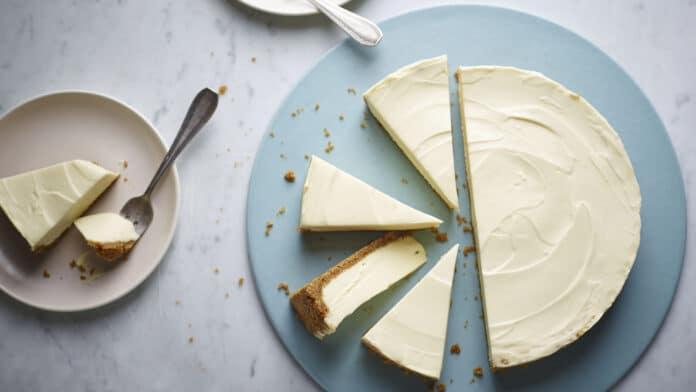 Gâteau au Fromage Blanc WW
