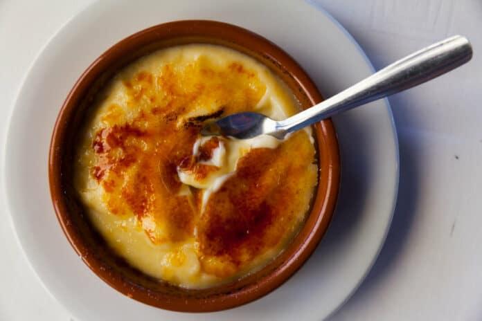 Crème Brûlée à la Vanille Légère