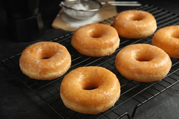 Donuts Façon Squid Game au four au thermomix