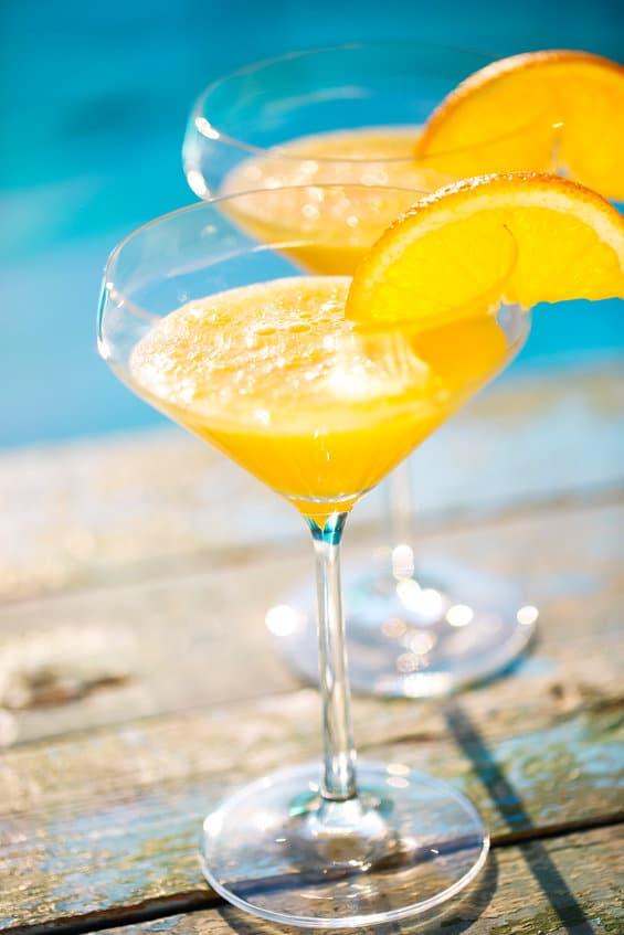 le cocktail de Joséphine Baker au thermomix